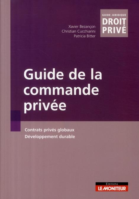 Guides De La Commande Privee