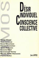 Couverture de Désir individuel et conscience collective