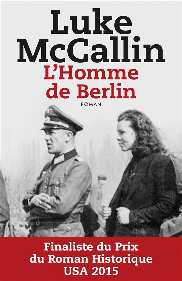 homme de Berlin (L') | McCallin, Luke. Auteur