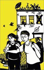 Couverture de Off the map ; carnet de voyage de deux vagabondes anarchistes