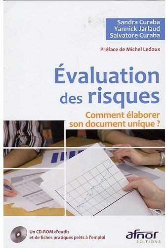 Evaluation Des Risques. Comment Elaborer Son Document Unique? Avec Cd-Rom