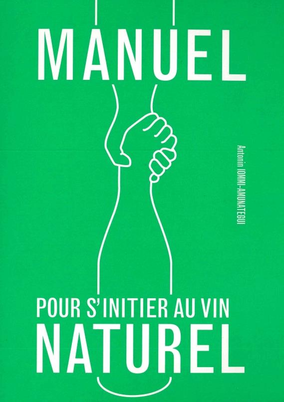 Manuel pour s'initier au vin naturel