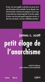 Couverture de Petit éloge de l'anarchisme