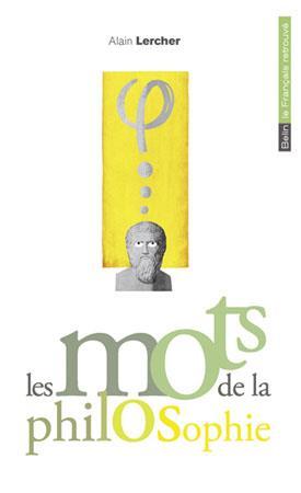 Les Mots De La Philosophie Vers Poche