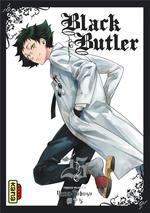 Black Butler [Bande dessinée] [Série] (t. 25) : Black Butler
