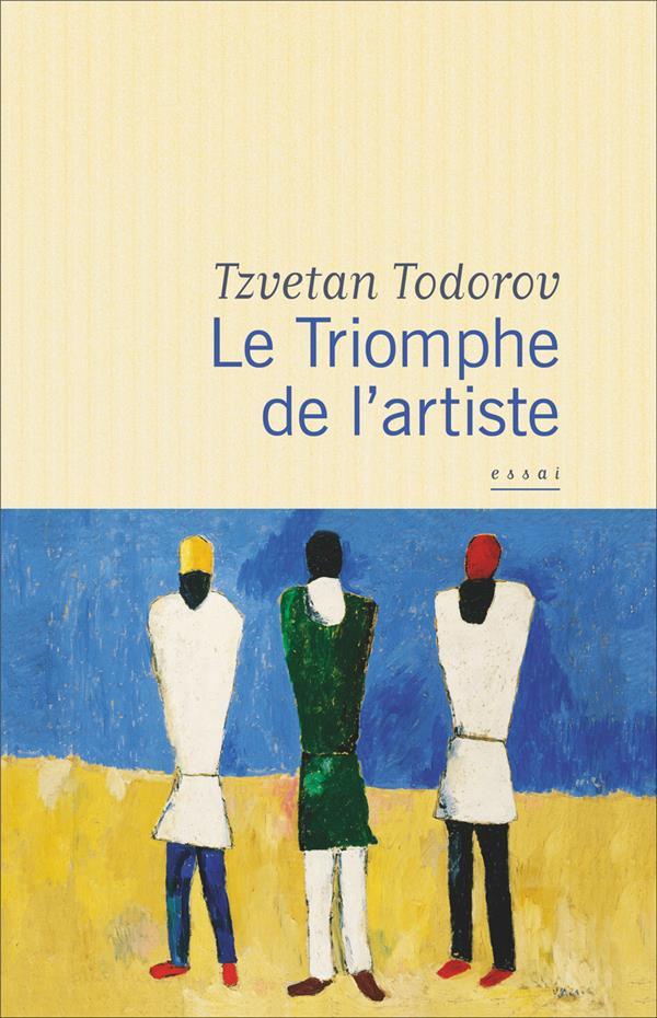 LE TRIOMPHE DE L'ARTISTE