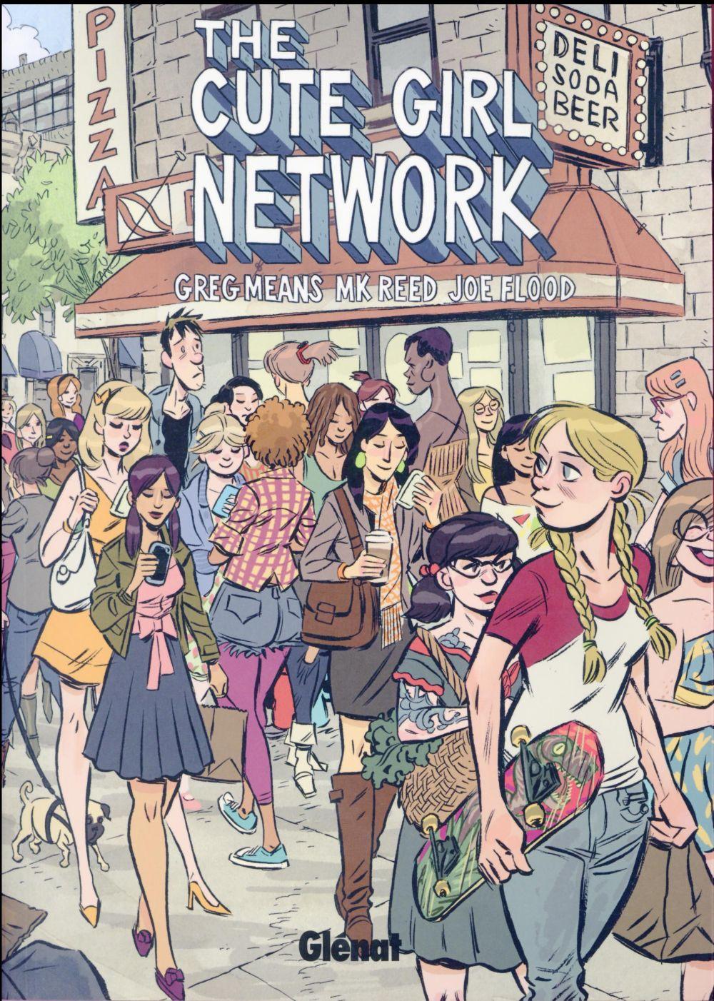 [The ]cute girl network