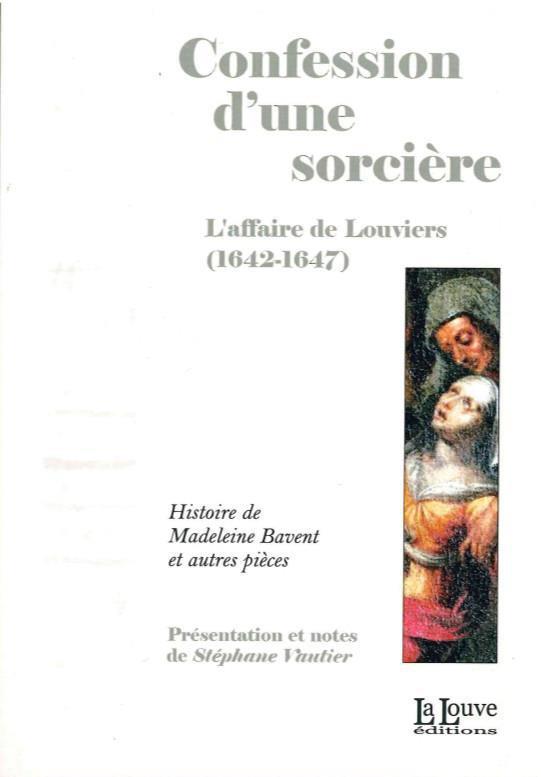 CONFESSION D'UNE SORCIERE