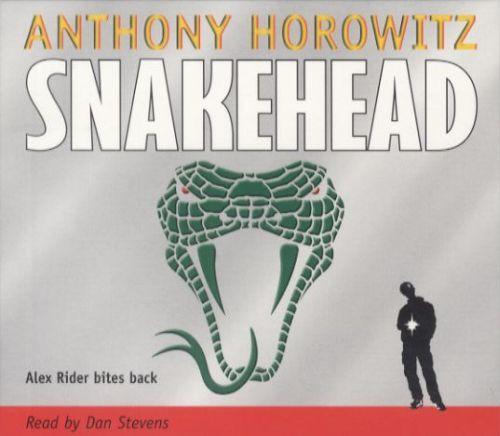 Snakehead - Alex Rider V.7