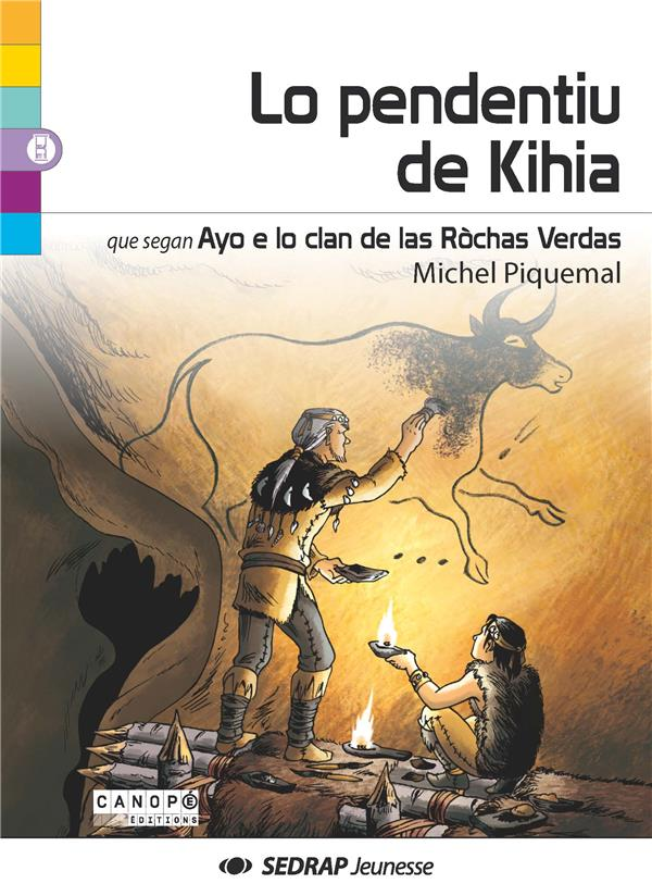 Lo pendentiu de Kihia ; Ayo e lo clan de las ròchas verdas