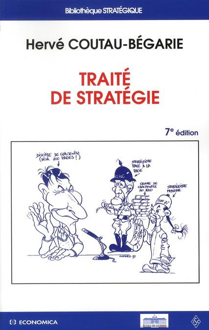 Traite De Strategie, 7e Ed.