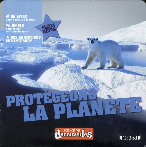 Protegeons La Planete ; Coffret