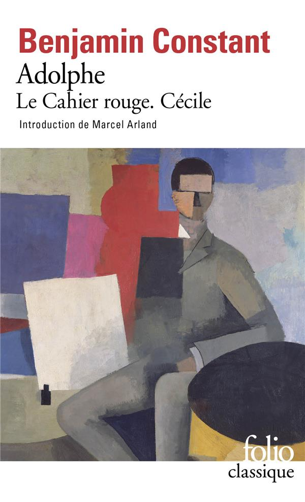 ADOLPHE / LE CAHIER ROUGE / CECILE