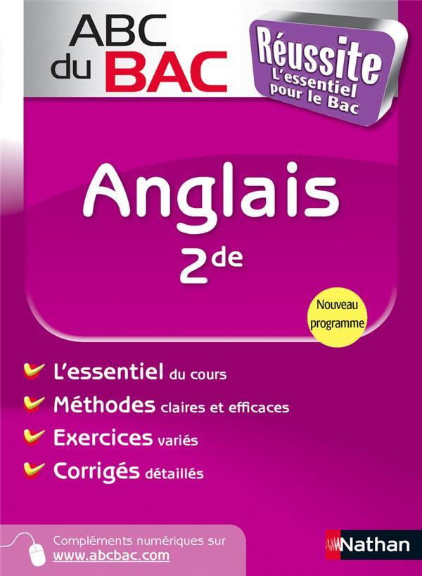 Abc Du Bac; Reussite Anglais ; 2nde