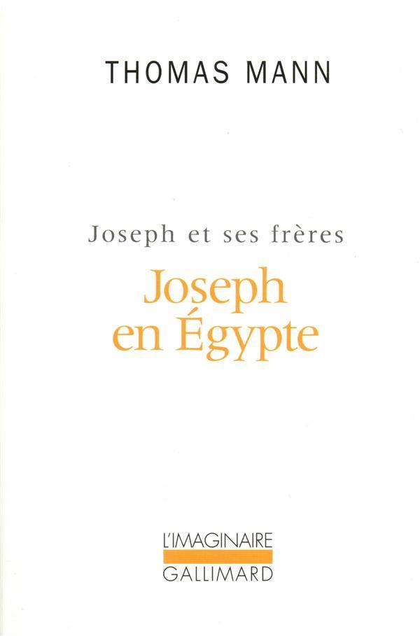 Joseph En Egypte
