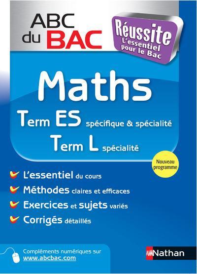 Abc Du Bac Reussite T.4; Math ; Term Es ; Specifique Et Specialite