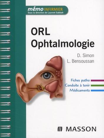 Orl/Ophtalmologie