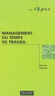 Management Du Temps Du Travail
