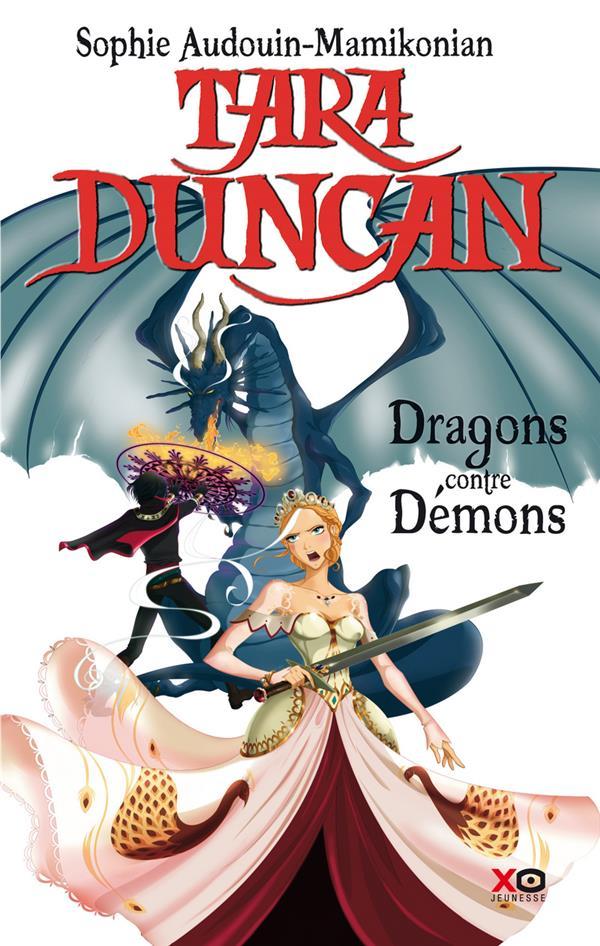 Tara Duncan T.10 ; Dragons Contre Demons