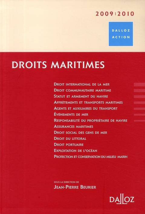 Droits Maritimes (Edition 2009/2010)