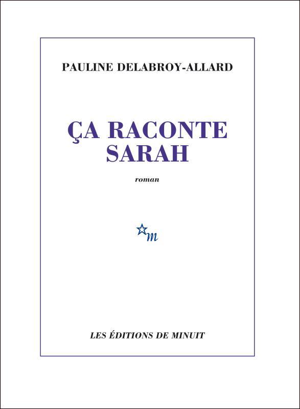 CA RACONTE SARAH