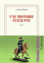 Couverture de Une histoire italienne