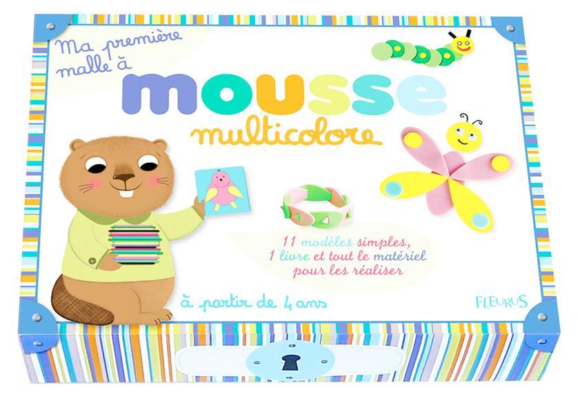 Mousse Multicolore