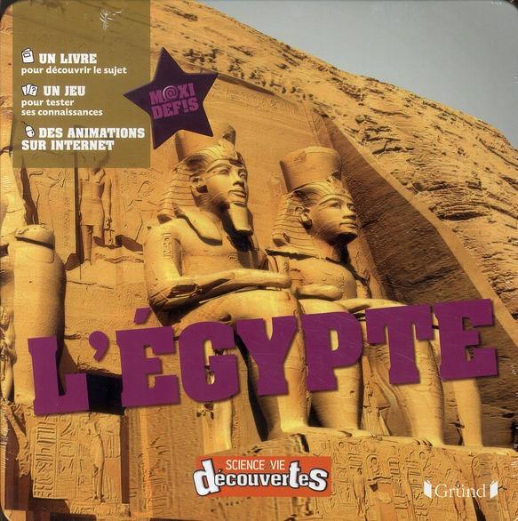 L'Egypte ; Coffret