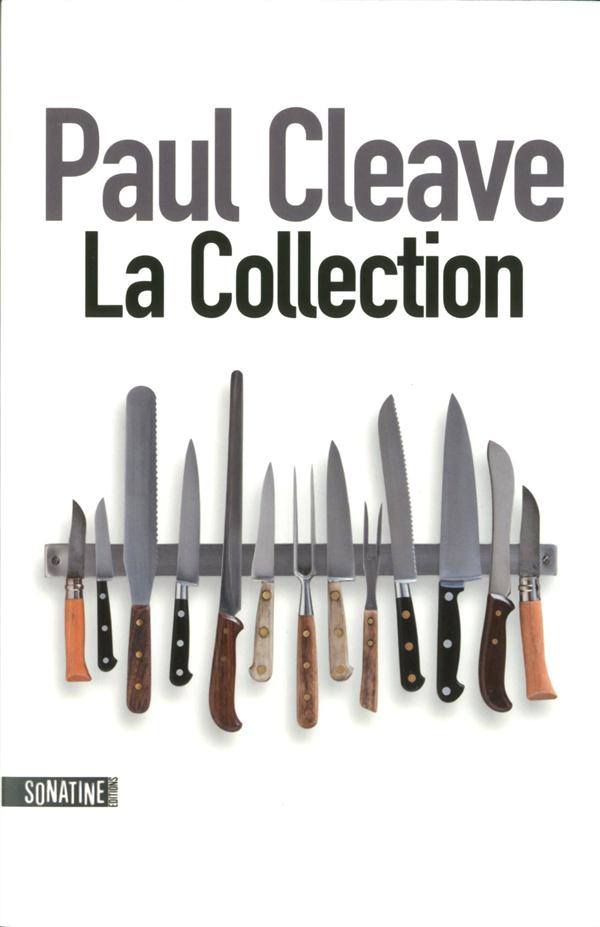 collection (La) | Cleave, Paul. Auteur