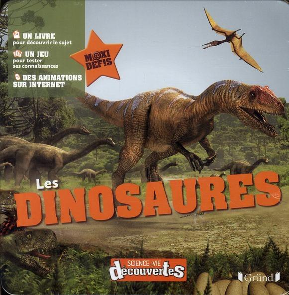 Les Dinosaures ; Coffret