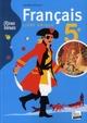 Rives bleues ; français ; 5ème ; livre de l'élève format compact