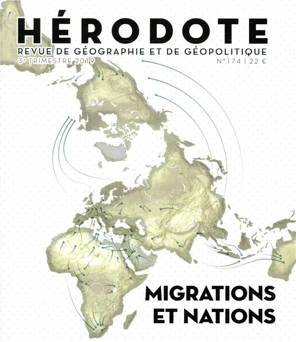 HERODOTE 174 : MIGRATIONS ET NATIONS