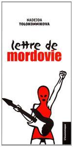 Couverture de Lettre De Mordovie