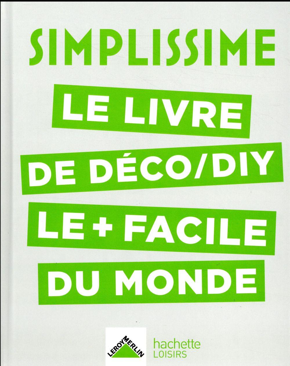 Le livre de déco/diy le + facile du monde