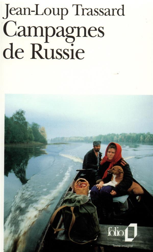 CAMPAGNES DE RUSSIE