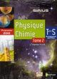 SIRIUS ; physique-chimie ; terminale S ; enseignement spécifique ; t.1 et t.2 (édition 2012)