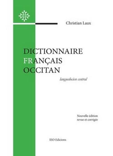 Dictionnaire français/occitan (édition 2017)