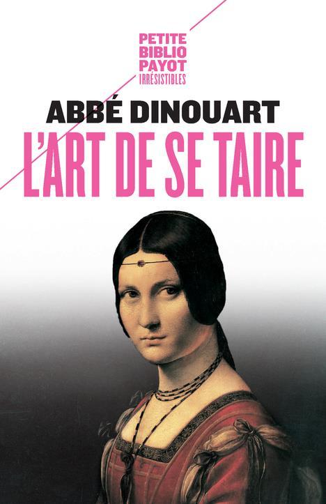L'ART DE SE TAIRE