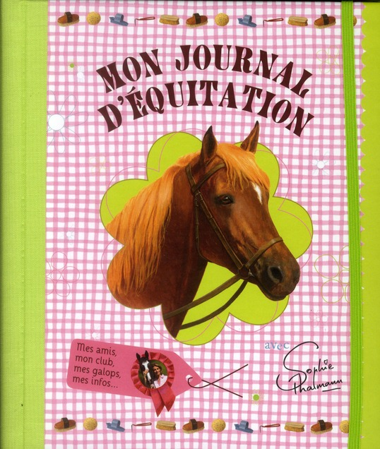 Mon Journal D'Equitation