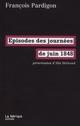 EPISODES DES JOURNEES DE JUIN 1848