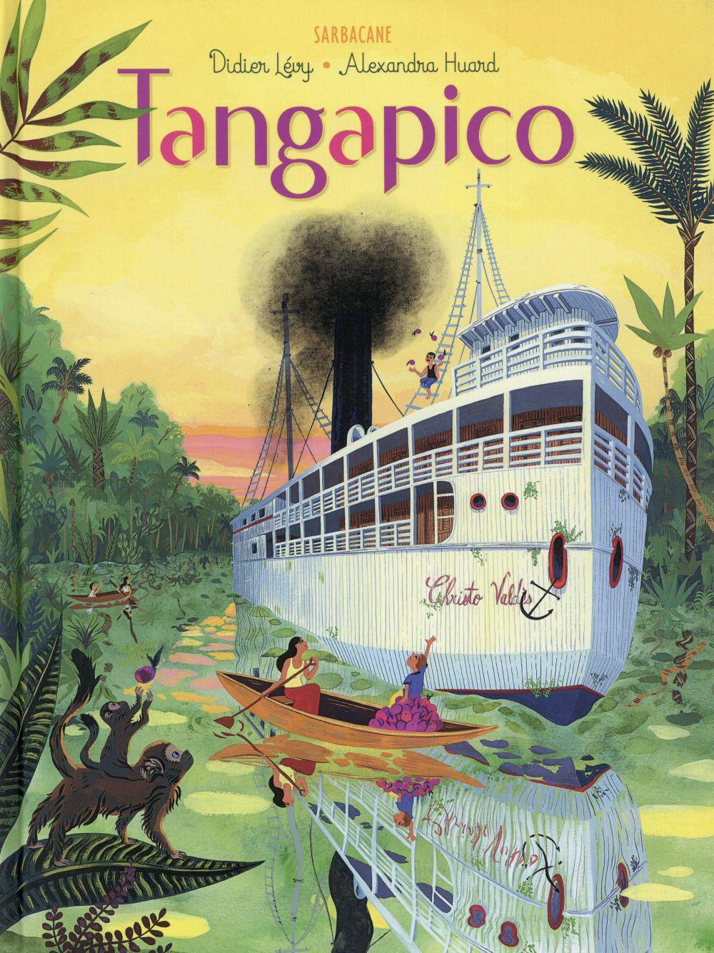 Tangapico / Didier Lévy | Lévy, Didier (1964-....)