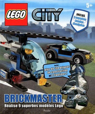 Lego (R) Brickmaster/City
