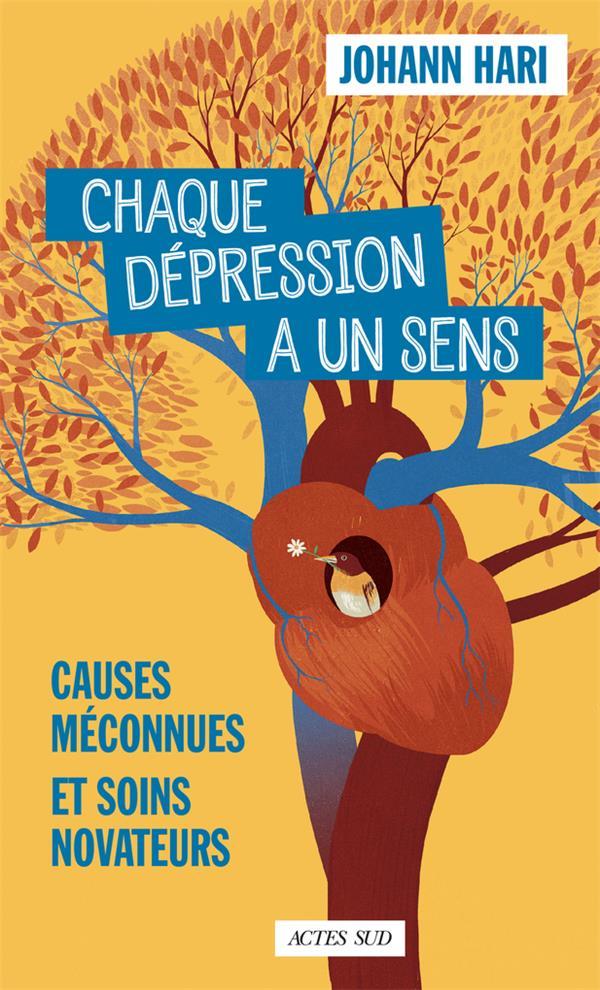 CHAQUE DEPRESSION A UN SENS : CAUSES MECONNUES ET SOINS NOVATEURS