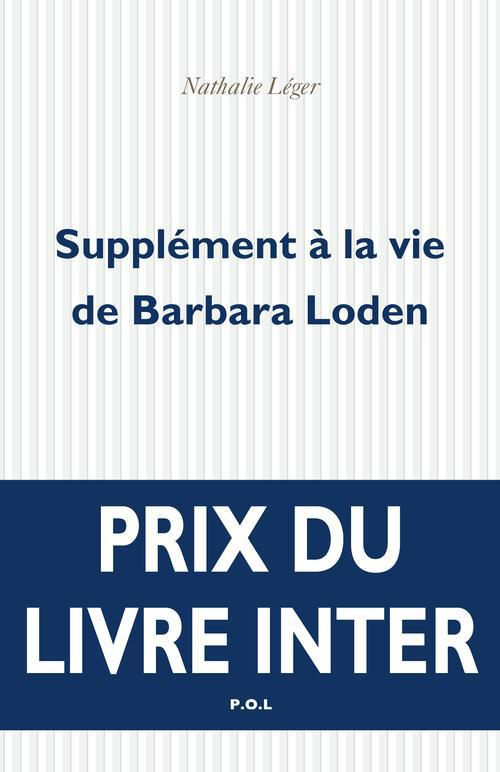 SUPPLEMENT A LA VIE DE BARBARA LODEN