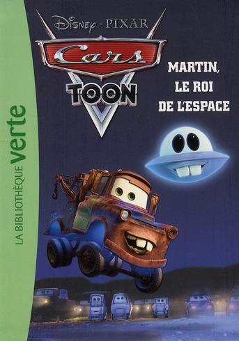 Cars 4 ; Martin Le Roi De L'Espace