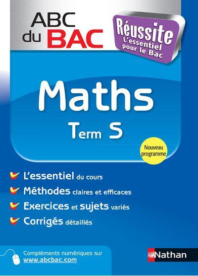 Abc Du Bac Reussite T.2; Maths Terminale S ; Programme 2012
