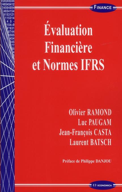 Evaluation Financiere Et Normes Ifrs