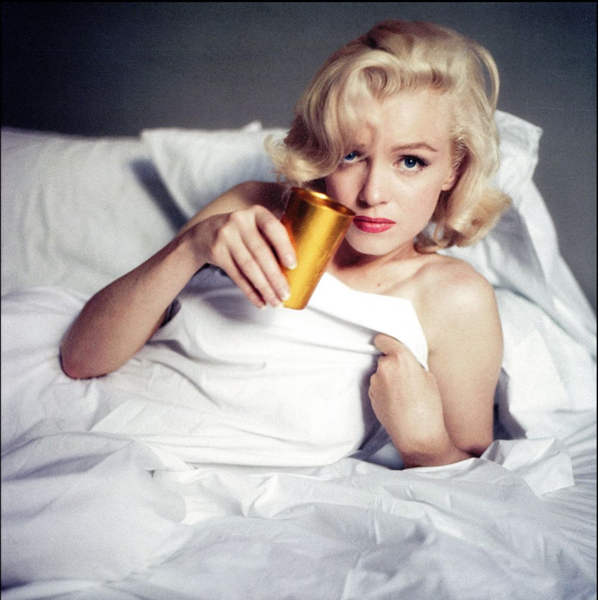 Marilyn inédite