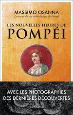 Couverture de Les nouvelles heures de Pompéi