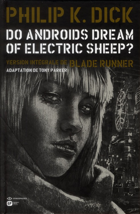 Do Androids Dream Of Electric Sheep? T.4